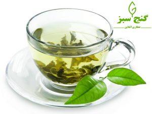 چای سبز - گنج سبز